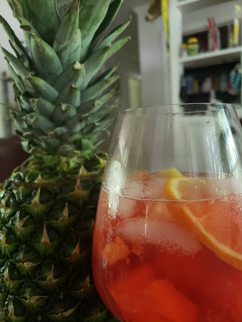 Pineapple Punch Sangria