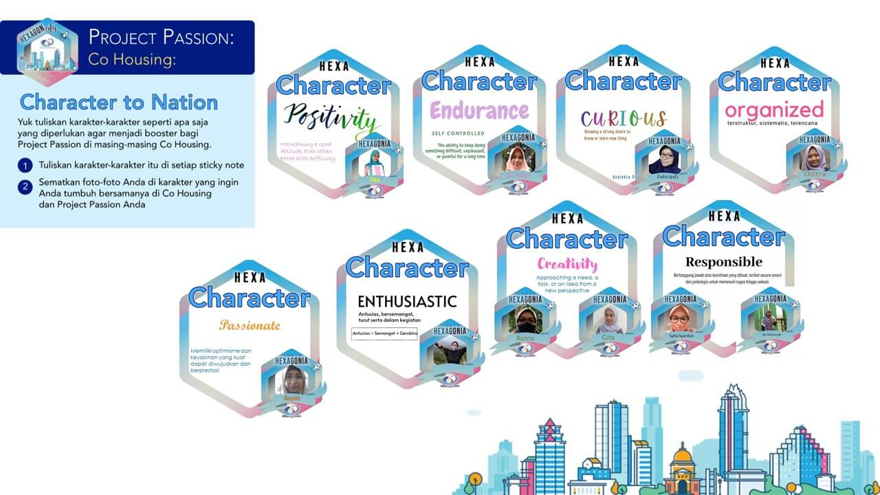 character to nation hexagonia city wilayah analekta