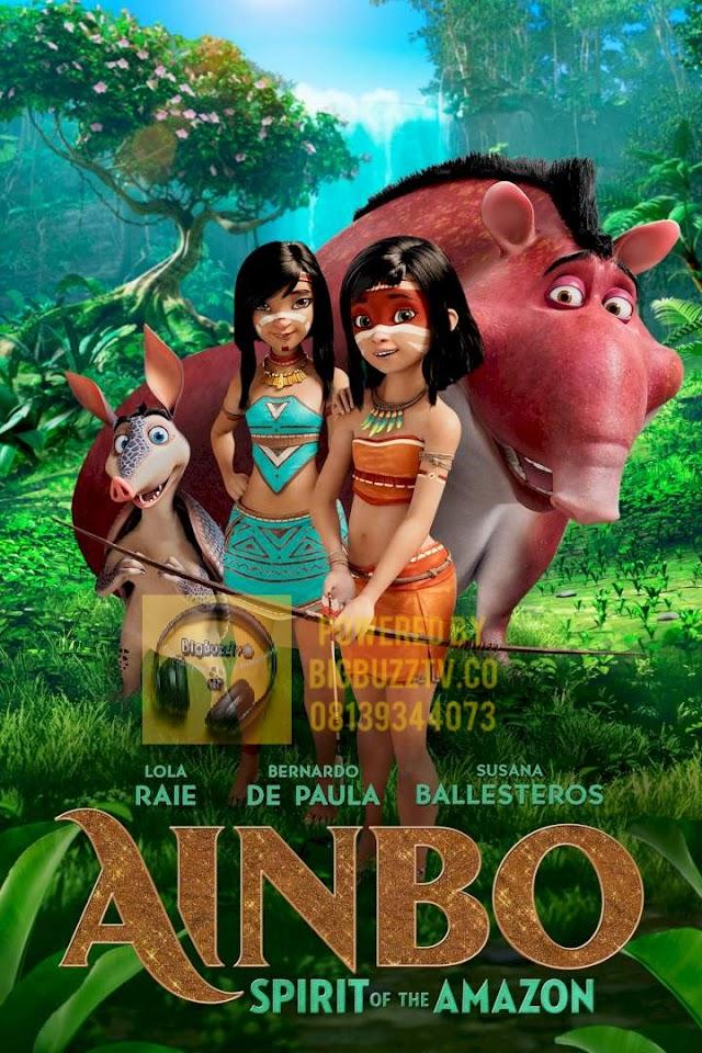 Ainbo: Spirit of the Amazon 2021 Movie