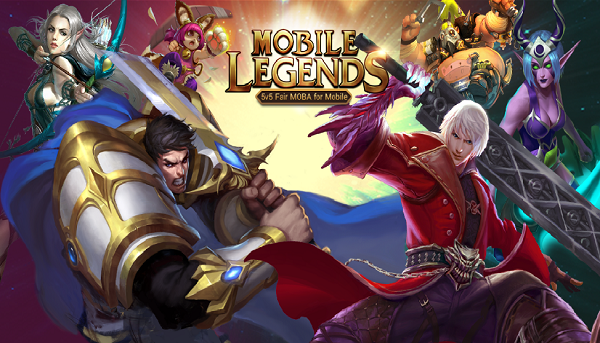 Download Mobile Legends Bang Bang Mod Apk Game