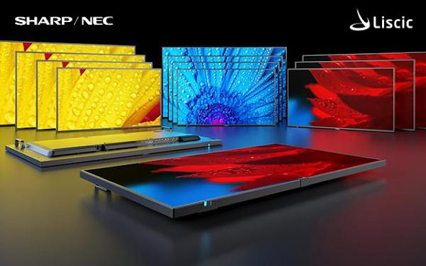 Sharp NEC lança próxima geração de monitores