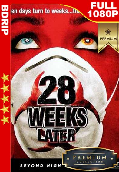 Exterminio 2 (28 Weeks Later) [2007] [1080p BDRip] [Latino-Inglés] [GoogleDrive]