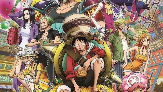 review one piece stampede