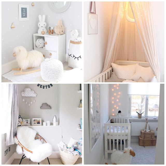 Gender Neutral Nursery Interior Design
