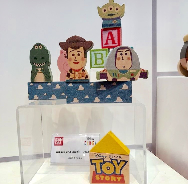 pixar toy story baby blocks