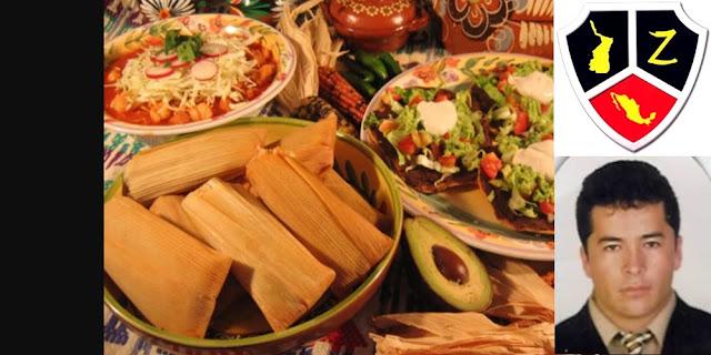 Los Zetas daban tamales de carne humana en narcofiestas incluso militares, degustaban de este y otros platillos  de parte de El Lazca