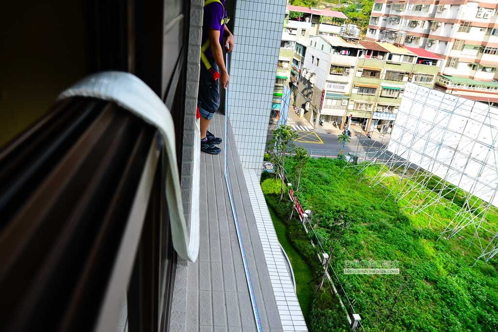 新北隱形鐵窗,新北防墜窗,隱形鐵窗施工安裝估價