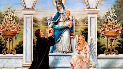 imagem de Nossa Senhora do Rosário