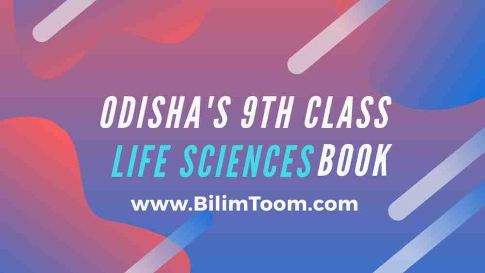Odisha 9th Class Life Science Book PDF Download