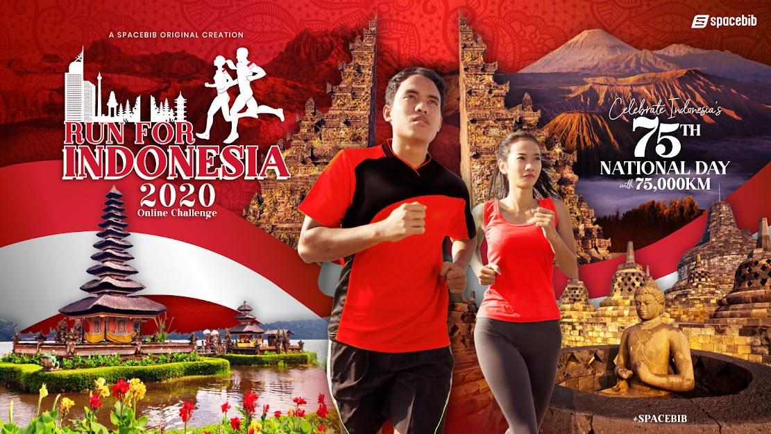 Spacebib - Run For Indonesia • 2020