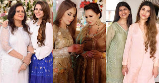 Pakistani Actresses Whose Daughters are Also in Showbiz