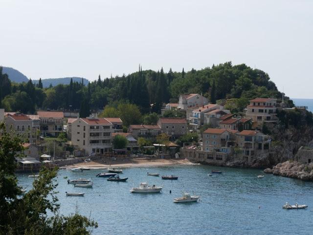 Kokemuksia Montenegrosta Budva