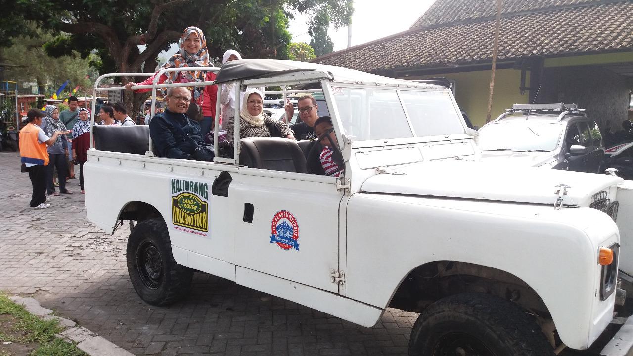 Wisata Merapi Lava Tour Yogyakarta Nurul Sufitri Travel Lifestyle Blogger Land Rover