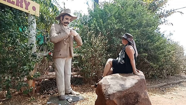Mataranka Postman | Australian BIG Things