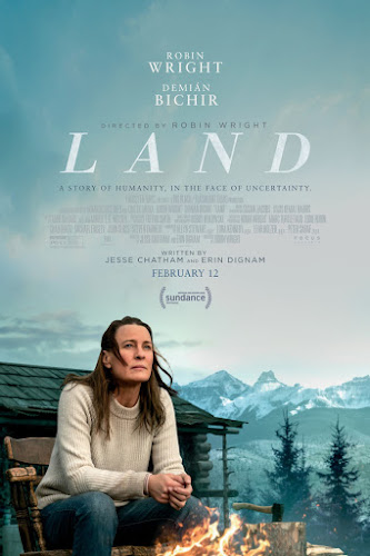 Land (BRRip 720p Dual Latino / Ingles) (2021)