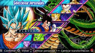 Dragon ball z shin budokai 5 ppsspp android | Dragon Ball Z