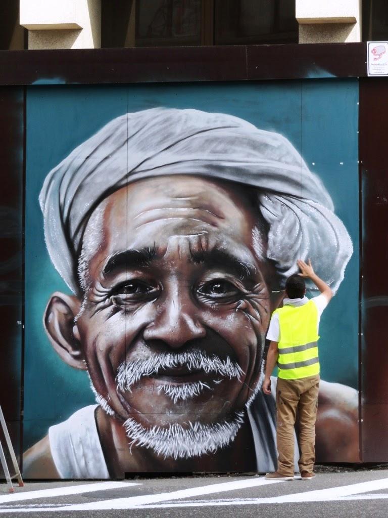 Piet Rodriguez graffiti
