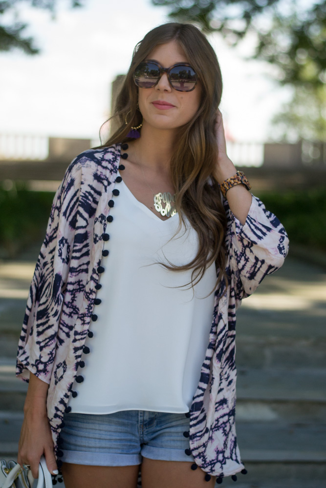 Kimono for summer
