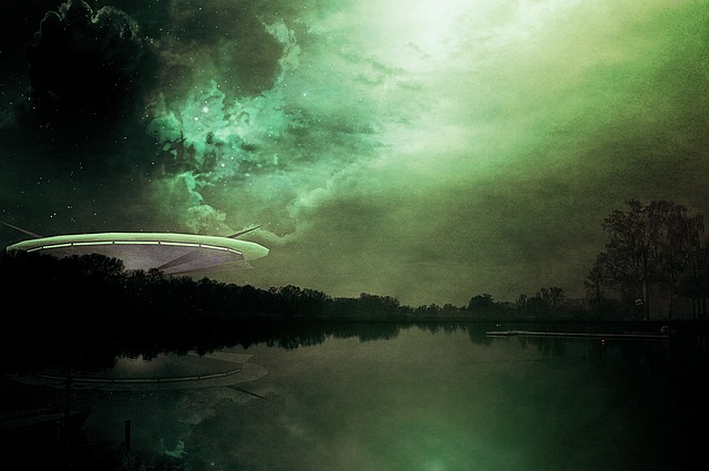 Aliens May Have Visited Earth But We Haven't Seen Them