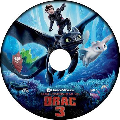 Com ensinistrar un drac 3 - [2019]