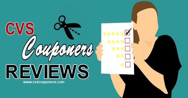 CVS Couponers Reviews