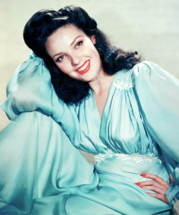 A Vintage Nerd, Vintage Blog, Old Hollywood Blog, Classic Film Blog, Old Hollywood Stars Gone Too Soon, Linda Darnell