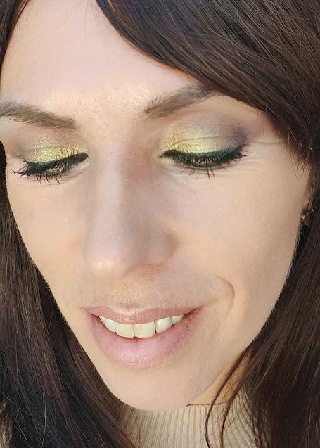 Maquillajes GLAM versión low cost: DORADO 02