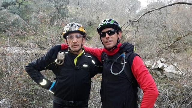 Ruta MTB - AlfonsoyAmigos