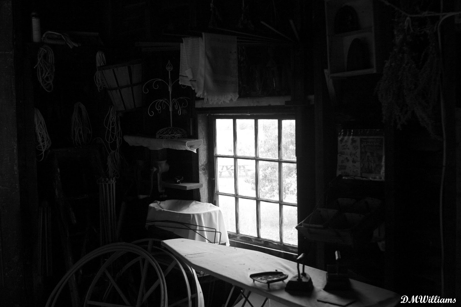 Hanging on the Laundry Line: Troy Fair Photography Contest
