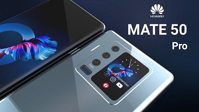 Huawei Mate 50 Pro : caractéristiques techniques et une batterie de 7000 Mah ?!