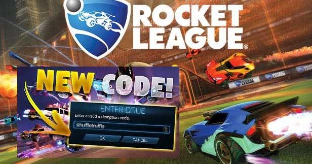 rocket league       redeem codes