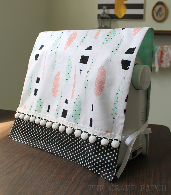 Easy Sewing Machine Cover