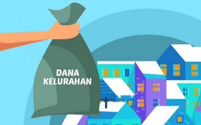 Lima Kelurahan Bakal Disiram Anggaran Rp3,5 Miliar