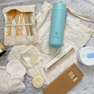 Must-have items for travelling sustainably