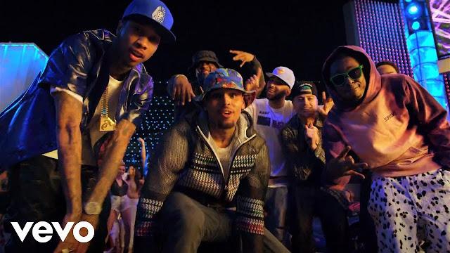 Chris Brown – Loyal lyrics in hindi