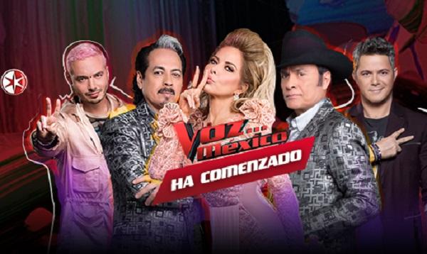 La voz Mexico 2016 capitulo 7