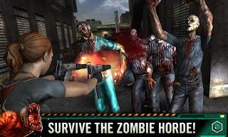 Merupakan sebuah game yang sudah lama keluar Unduh Game Android Gratis Contract Killer Zombie 2 Origins apk