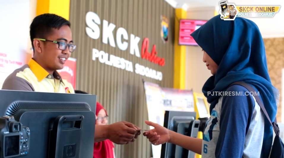 Syarat & Biaya Pembuatan Perpanjangan SKCK Sidoarjo (Polsek, Polres)