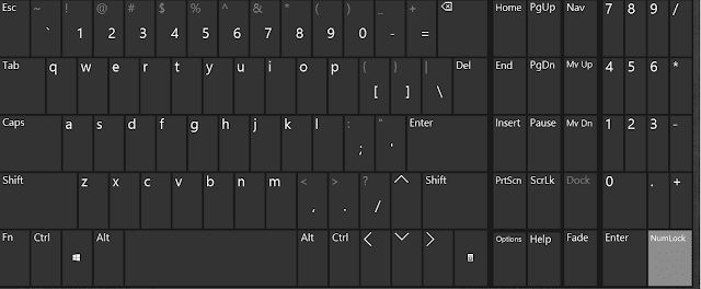 Commonly used Windows Shortcuts Key in Workplace