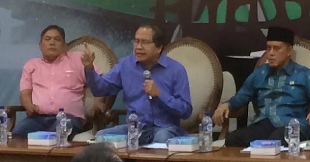 Rizal Ramli: Pak Jokowi Harus Bersikap, Ada Di Pihak Petani atau Pencari Rente?