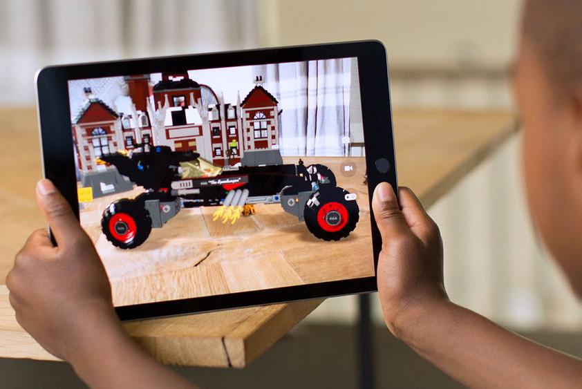 iPhone 5s/6可能無緣iOS 11 AR擴增實境體驗