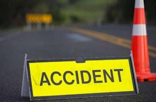 मुज़फ्फरपुर में बड़ा सडक़ हादसा, दो अलग अलग सड़क हादसा में पांच लोगो की मौत, सड़क जाम