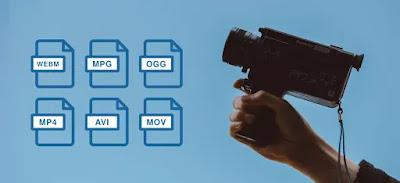 Berbagai Format Video Yang Sekarang Beredar