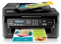 Epson WorkForce WF-2520 Drivers  Download & Manual