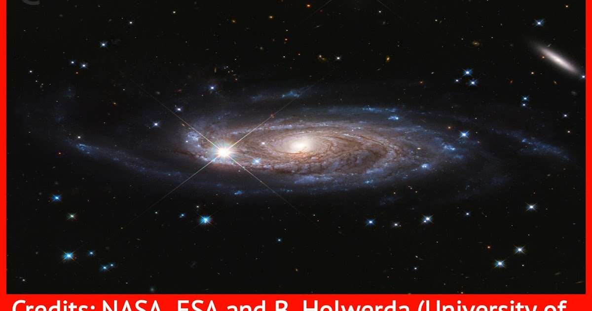 UGC 2885 - गॉडज़िला आकाशगंगा | Image of the day