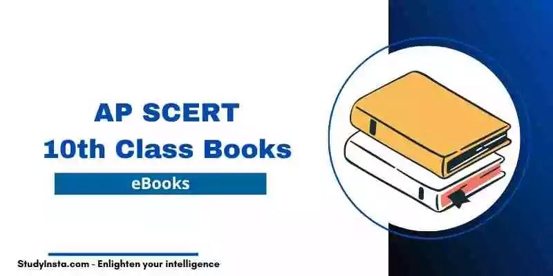 APScert Class 10th Environment Book PDF | APScert 10th EVS Book