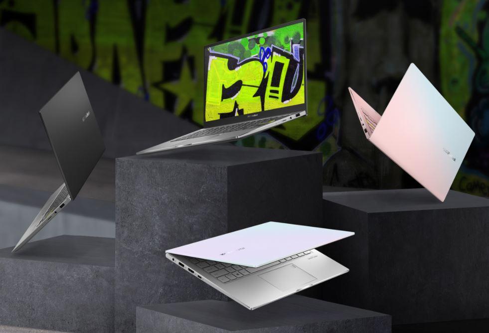 Asus Vivobook S13 S333JQ EG751T, Laptop Tipis dan Ringkas Powerful untuk Generasi Muda