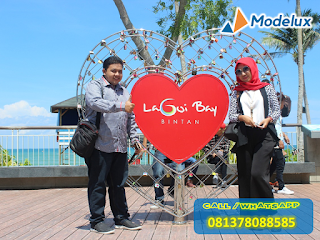 Paket Tour Travel Lagoi dan Treasure Bay Bintan