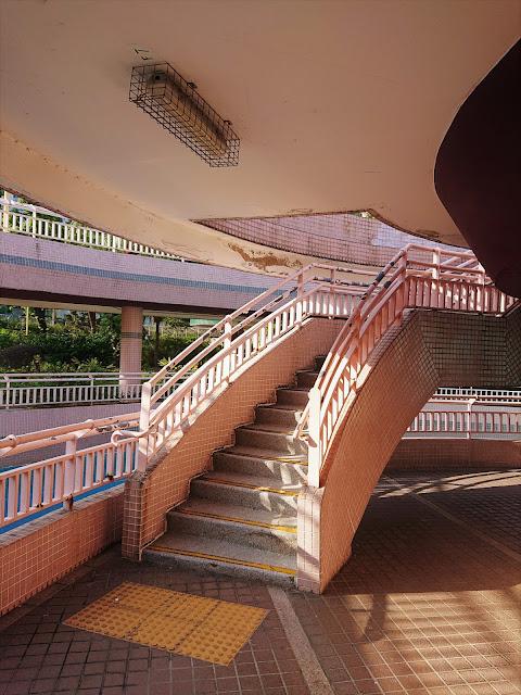 石硤尾公園天空步道
