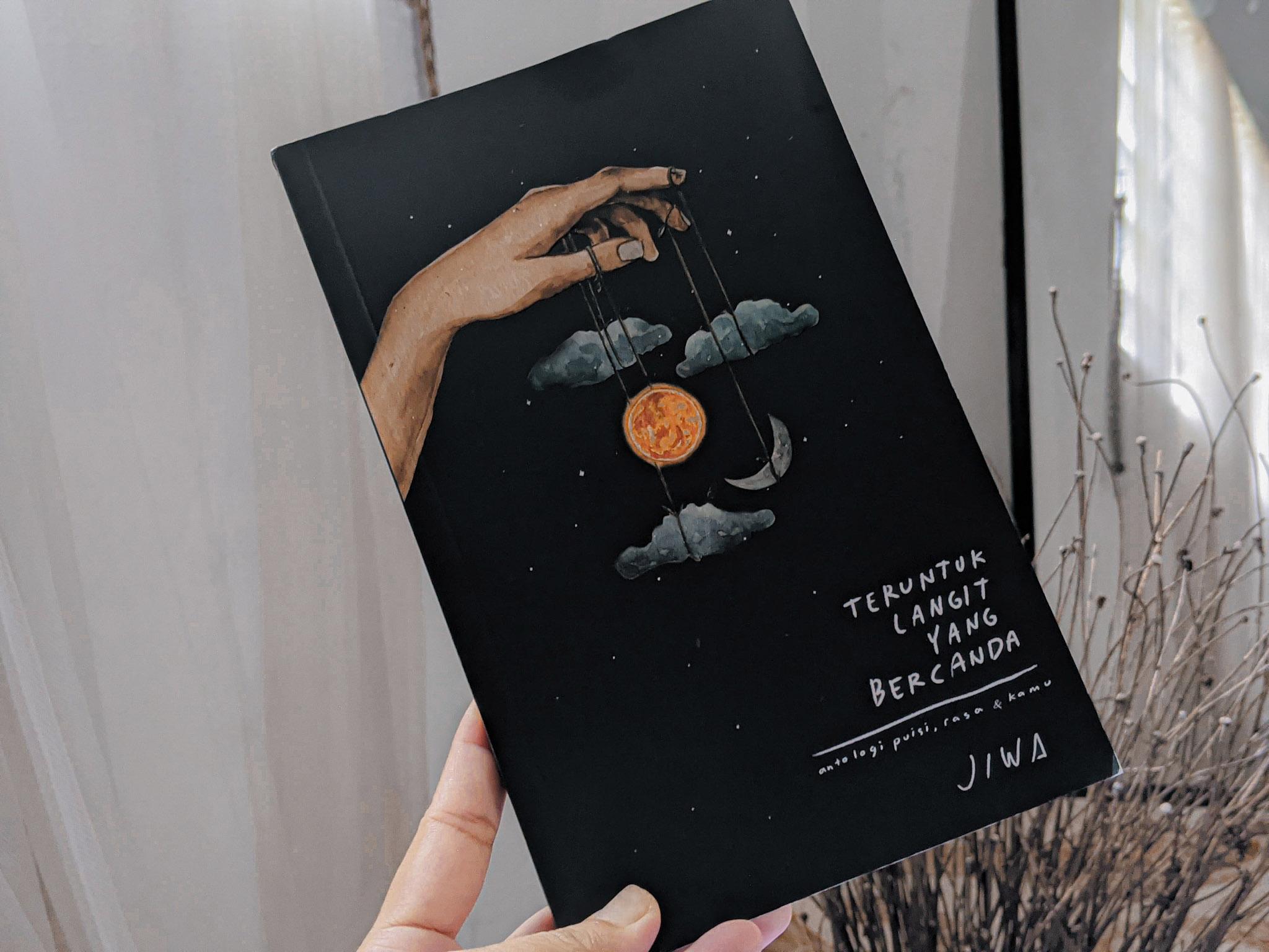 Buku Teruntuk Langit Yang Bercanda by Mustaqim Jiwa